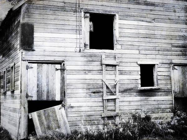 Aging Barn  Poster