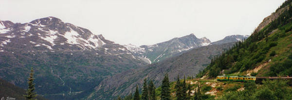 Alaskan Train Poster