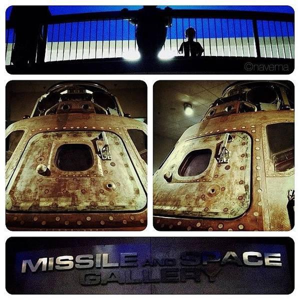 Apollo 15 Command Module (4th Mission Poster