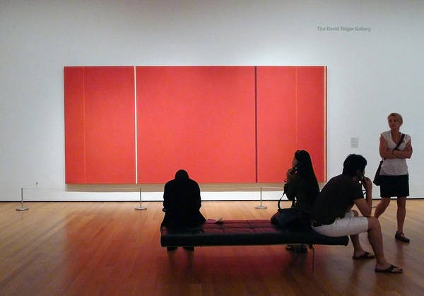 Before Cadmium Red Poster