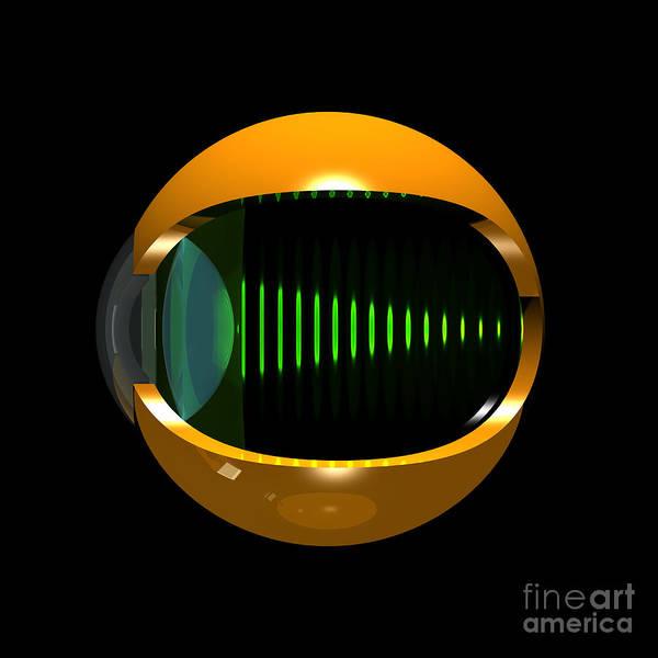 Brass Eye Infinity Poster
