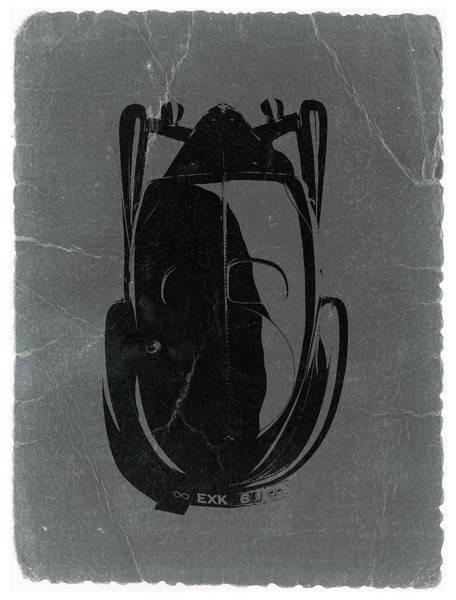 Bugatti 57 S Atlantic Top Poster