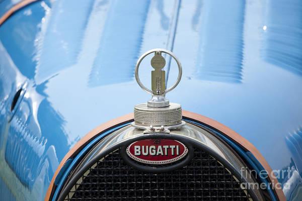 Poster featuring the photograph Bugatti by Tad Kanazaki