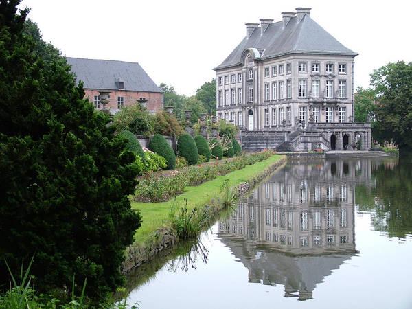 Chateau Fort De Feluy  Belgium Poster