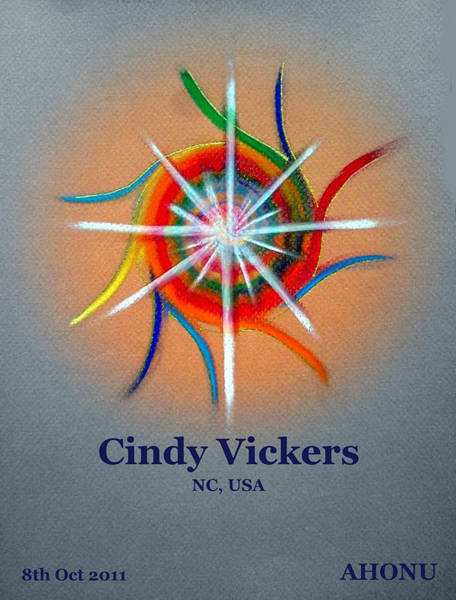 Cindy Vickers Poster