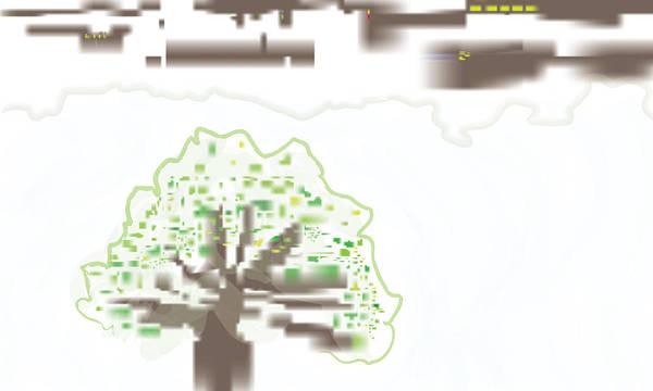 City Tree Poster