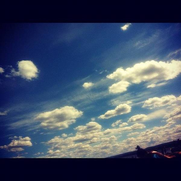 #cloudporn #skyporn #clouds #sky Poster