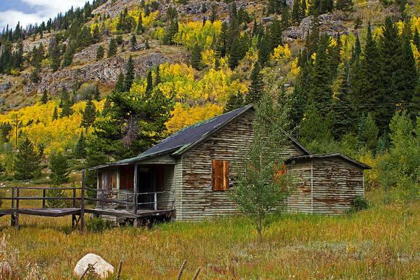 Colorado Autumn Poster