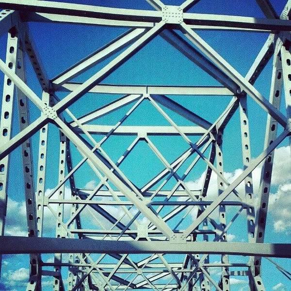 Cool #bridge #ohio Poster