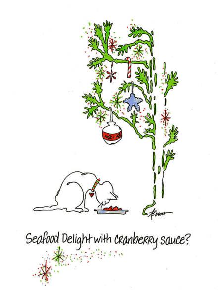 Cranberry Sauce Poster