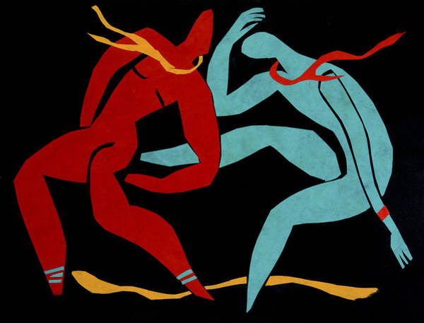 Dancing Scissors 21 Poster