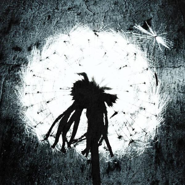Dandelion Art 7 Poster