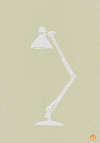 Desk Lamp Poster
