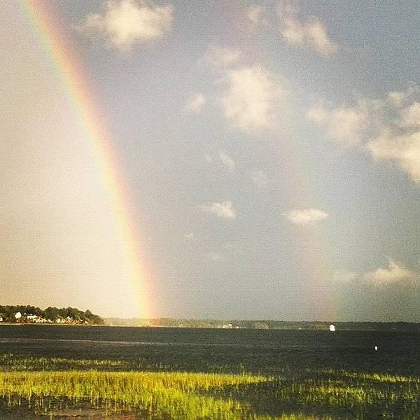 Double Rainbow.  Poster
