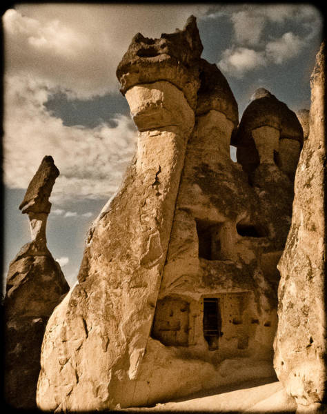 Pasabag Valley, Turkey - Dragon Rock Poster
