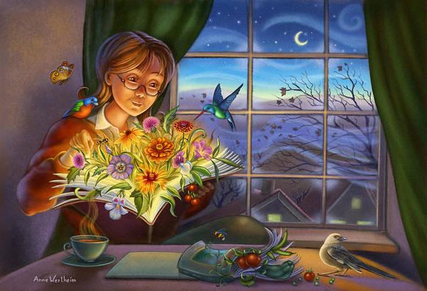 Dream Gardening Poster