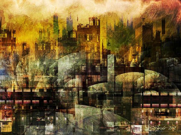 Dream In A Dream II Poster
