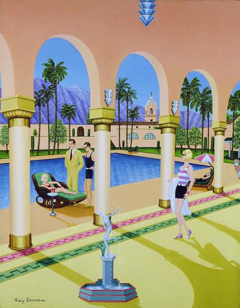 El Miradol Hotel Poster