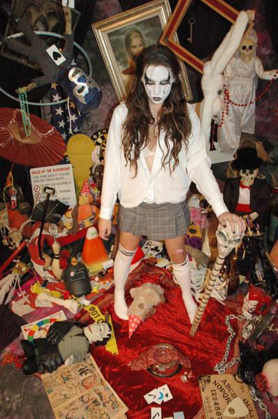 Evil Schoolgirl - Gone Amuck Poster