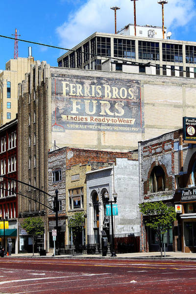 Ferris Brothers Furs Poster