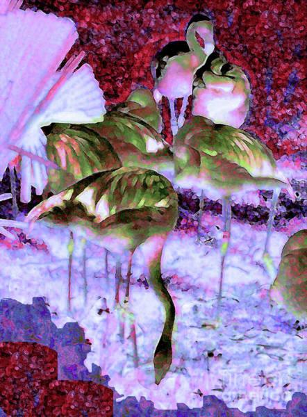 Flamingotasia Poster