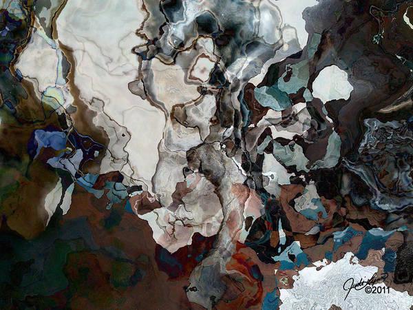 From The Ocean Floor Poster