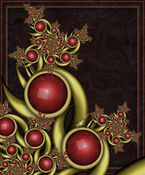 Gem Berries Poster