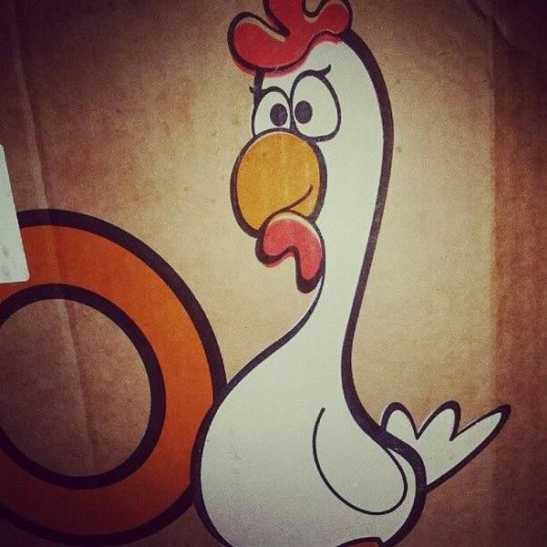 #goodmorning  #chick #cock #eggs Poster
