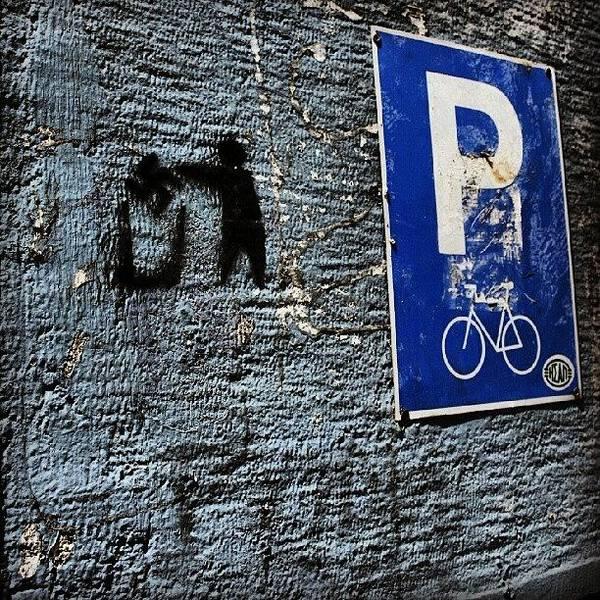 #greece #urban #street #citylife Poster