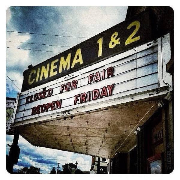 Greenville Cinema Poster