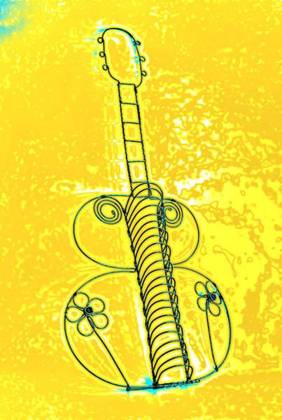 Guitar 2c Poster
