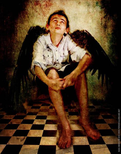 Hathaway Angel Poster