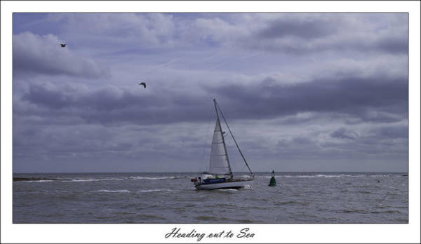 Heading Out To Sea Poster