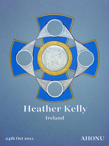 Heather Kelly Poster