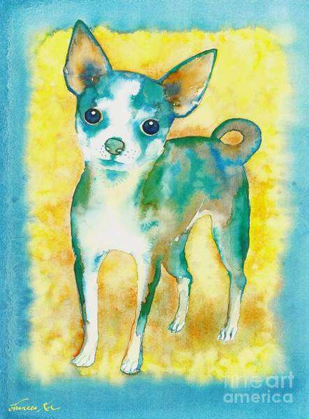 Ilio Chihuahua Poster