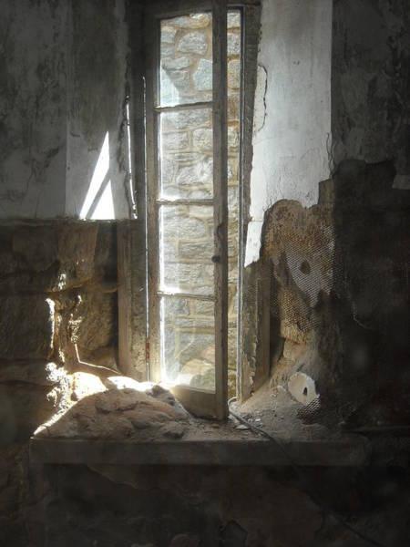 Interior Window Poster