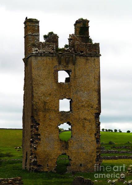 Ireland- Castle Ruins II Poster