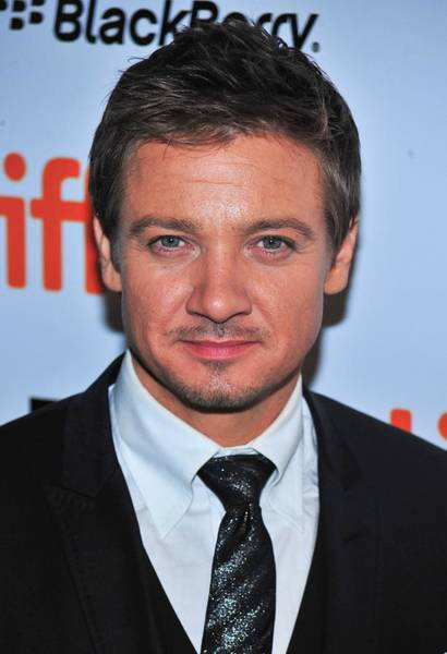 Jeremy Renner At Arrivals For The Town Poster