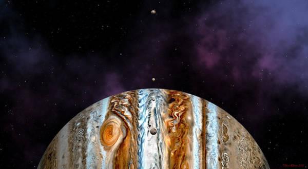 Jovian Giant Poster