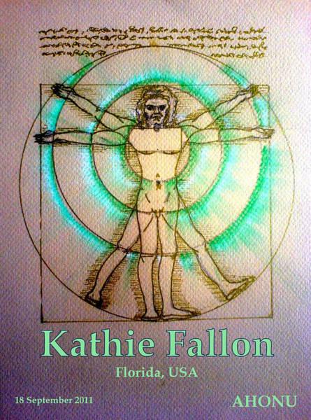 Kathie Fallon Poster