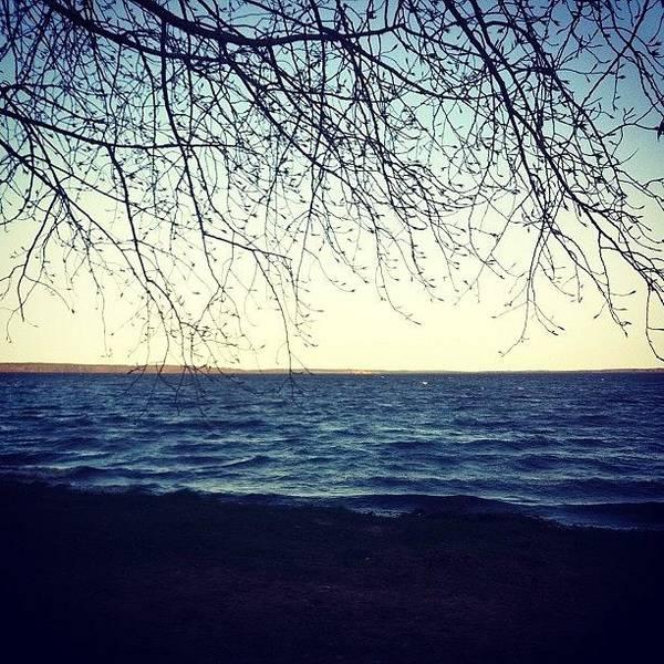 #lake #greoirelake #fortmcmurray Poster