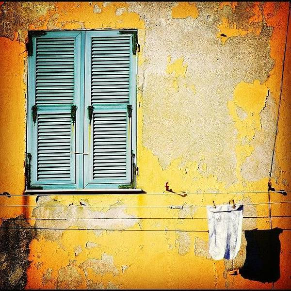 Let It All Hang Out #italy #wall Poster