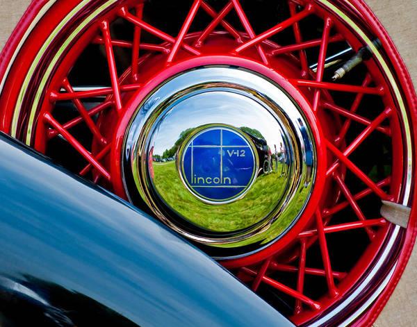 Lincoln V12 Poster