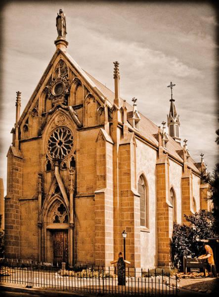 Loretto Chapel Poster