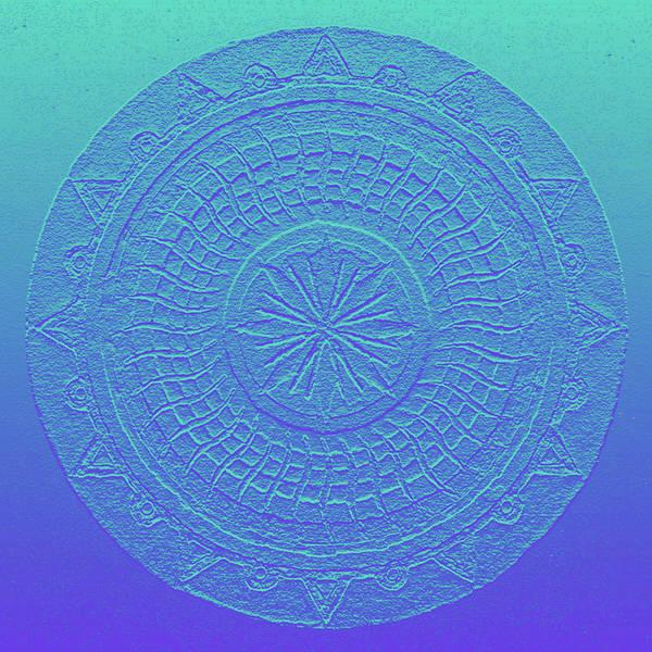 Mandala Meditation 2 V1 Poster