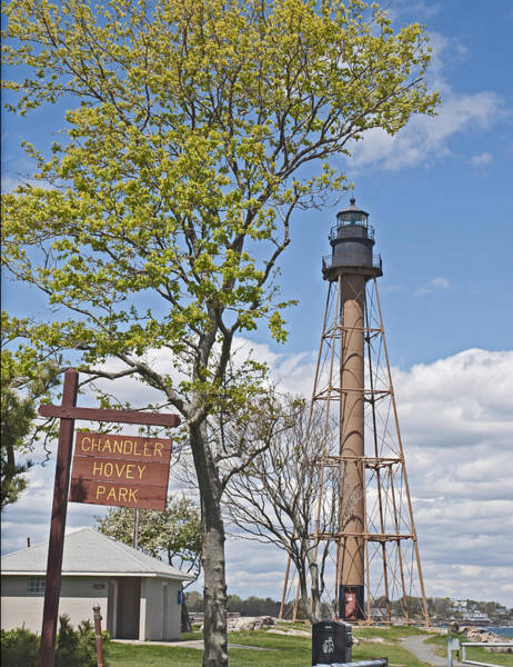 Marblehead Light House Poster