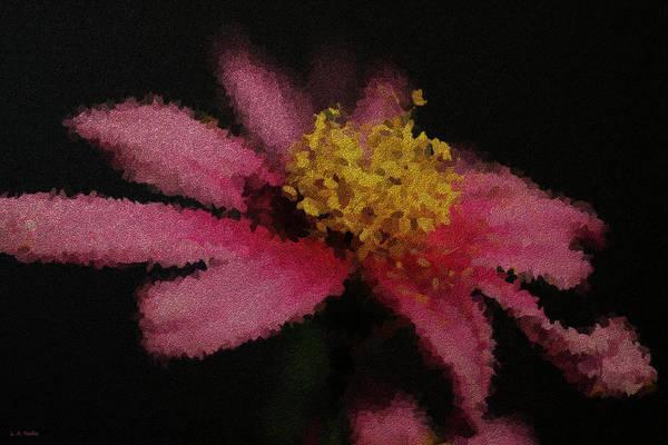 Midnight Bloom Poster