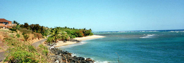 Molokai Shore Poster
