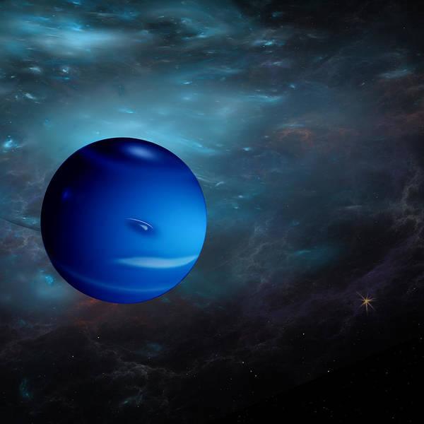 Neptune Poster