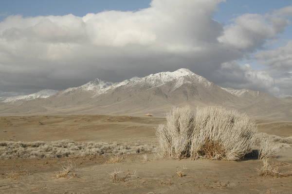 Nevada Scene Poster